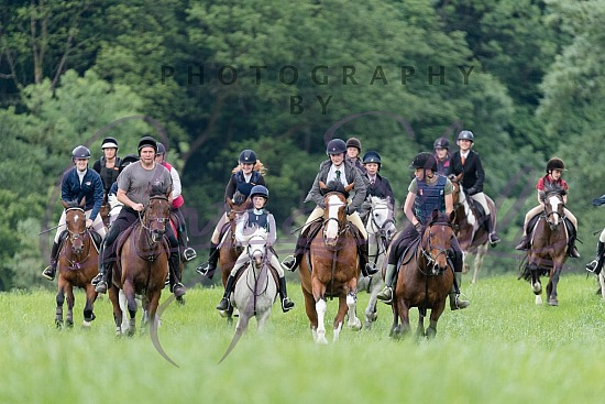 Rockwood Harriers Hunt Ride 13th June 2018